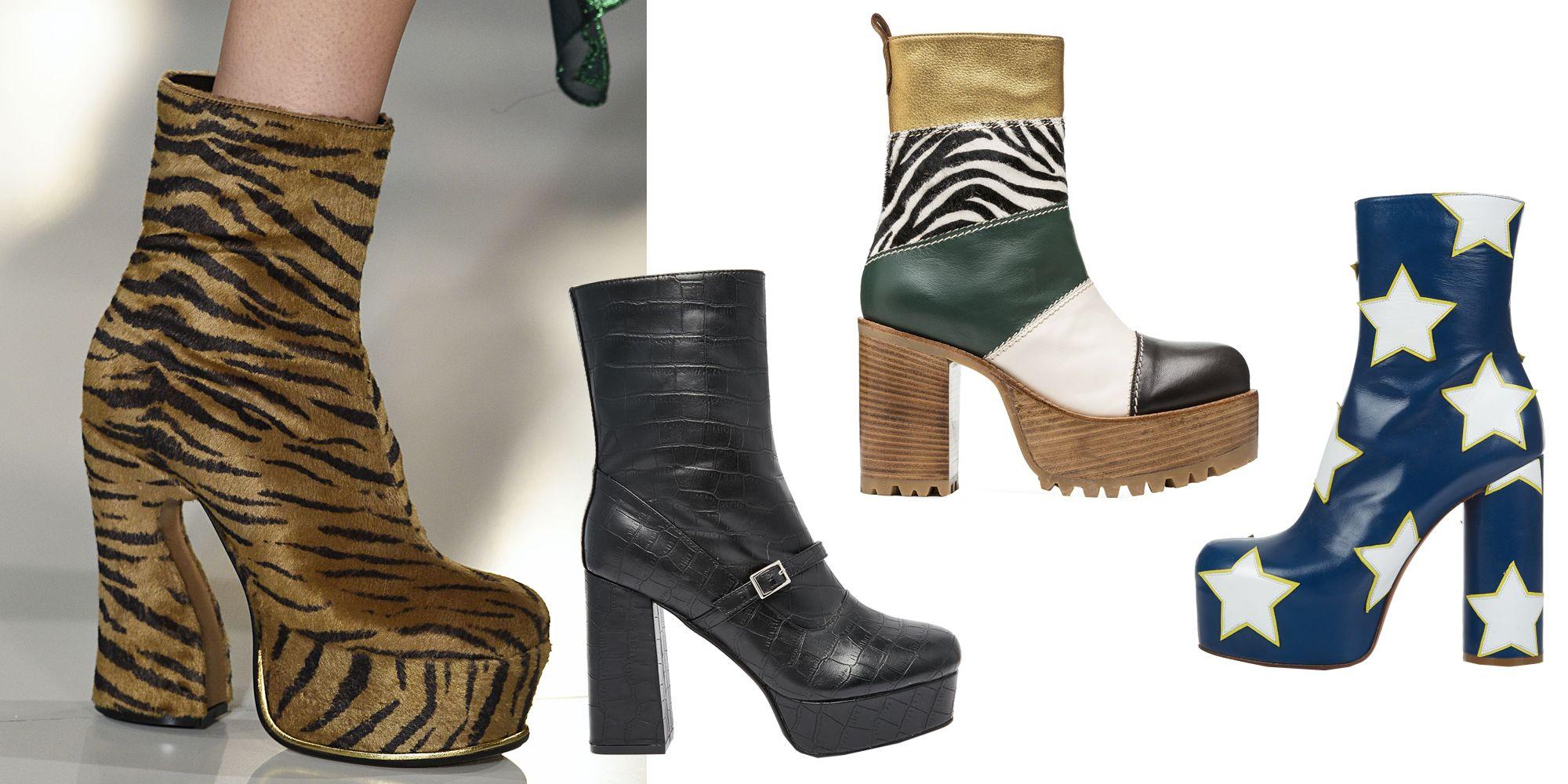 "<p>Truffle Collection Trudy Platform Heeled Ankle Boots, $61; <a href=""http://us.asos.com/Truffle-Collection-Trudy-Platform-Heeled-Ankle-Boots/18n1cc/?iid=5847611&clr=Blackcrocpu&SearchQuery=platform+boots&pgesize=29&pge=0&totalstyles=29&gridsize=3&gridrow=9&gridcolumn=2&mporgp=L3RydWZmbGUtY29sbGVjdGlvbi90cnVmZmxlLWNvbGxlY3Rpb24tdHJ1ZHktcGxhdGZvcm0taGVlbGVkLWFua2xlLWJvb3RzL3Byb2Qv"" target=""_blank"">asos.com</a></p><p>Marni Ankle Boot, $1,250; <a href=""http://www.marni.com/us/ankle-boot_cod44910225kh.html"" target=""_blank"">marni.com</a></p><p>Vetements Stars Leather Platform Boots, $2,450; <a href=""http://www.matchesfashion.com/us/products/1049742?country=USA&LGWCODE=1049742000013;104033;6167&visitor_id=-_-1918465066-_-v2&gclid=CJq3iunjwMsCFUI6gQod4AcOag&qxjkl=tsid%3A75618%7Ccid%3A275295246%7Cagid%3A17618766846%7Ctid%3Apla-163031420646%7Ccrid%3A66843436926%7Cnw%3Ag%7Crnd%3A8525538313500475876%7Cdvc%3Ac%7Cadp%3A1o3"" target=""_blank"">matchesfashion.com</a></p>"