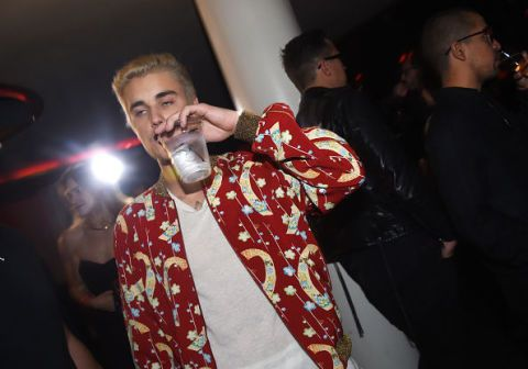 If Justin Bieber Were My Terrible, Golden Son
