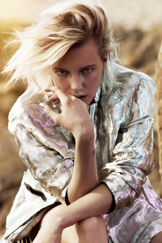<p><em>Metallic jacket, Tom Ford, $4,450, at Tom Ford stores nationwide.</em></p>