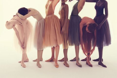 a9837032dd6 Christian Louboutin Is Making Nude Flats For a Range of Skin Tones