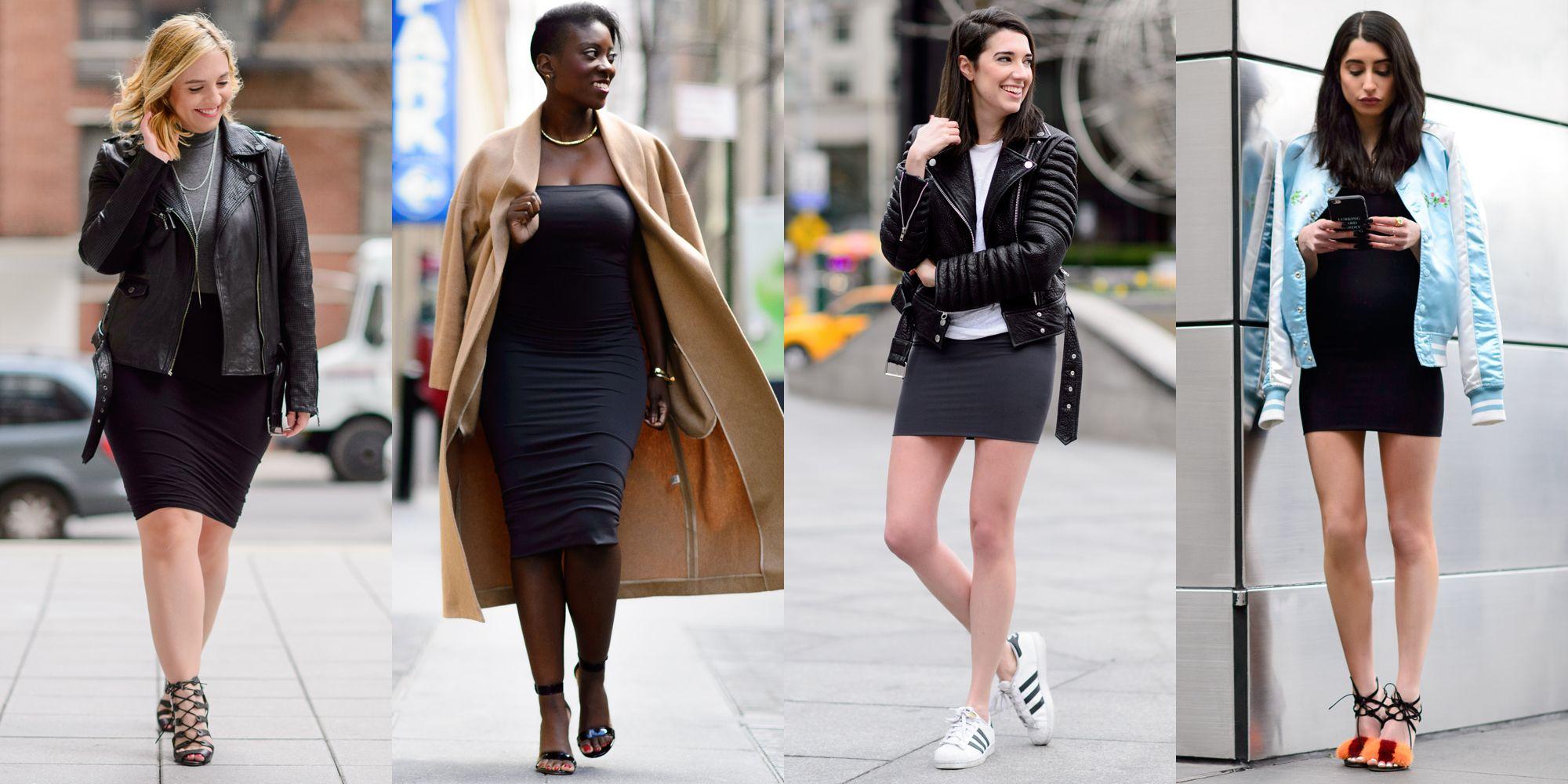 d5a5c40e2e3b Favorit Kim Kardashian s Wolford Dress - How to Wear Wolford Fatal Dress  MJ78