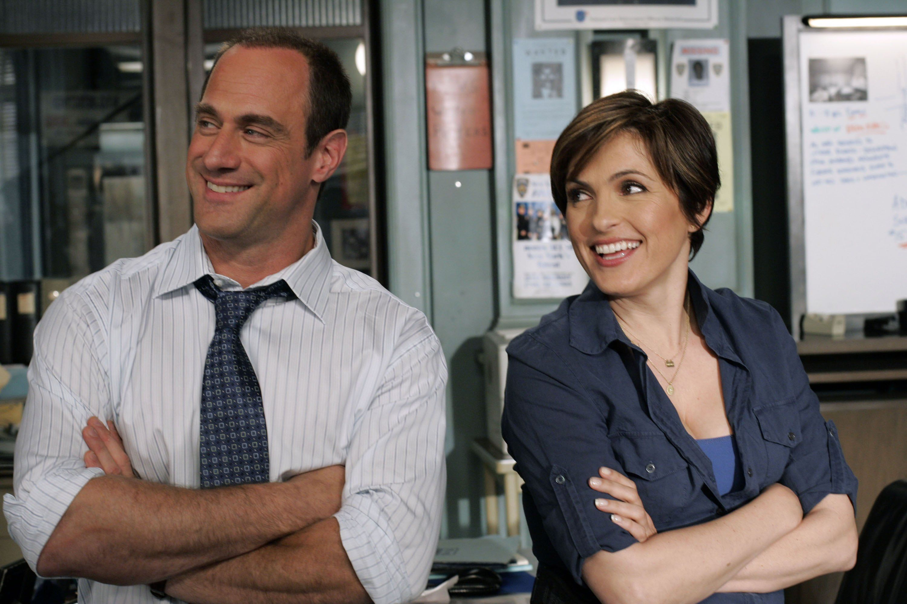 Do stabler and benson ever hook up