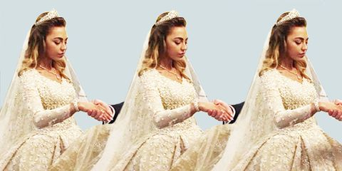 This Is What a Billion-Dollar Wedding Looks Like