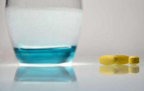 Liquid, Fluid, Glass, Drinkware, Aqua, Teal, Transparent material, Highball glass, Pill, Toy block,