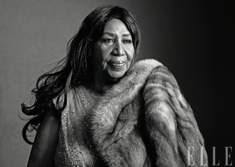 Aretha Franklin profile