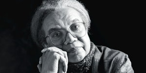 Marian Wright Edelman portrait