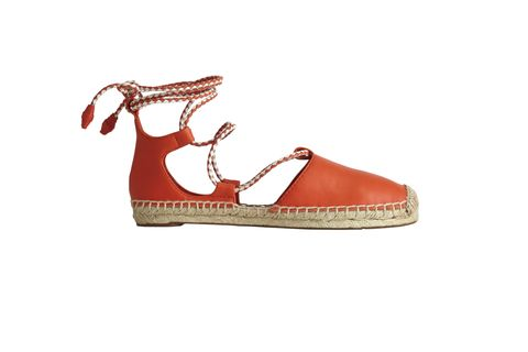 <p>Leather espadrille, Tory Burch, $275, at Tory Burch boutiques nationwide<span></span></p>