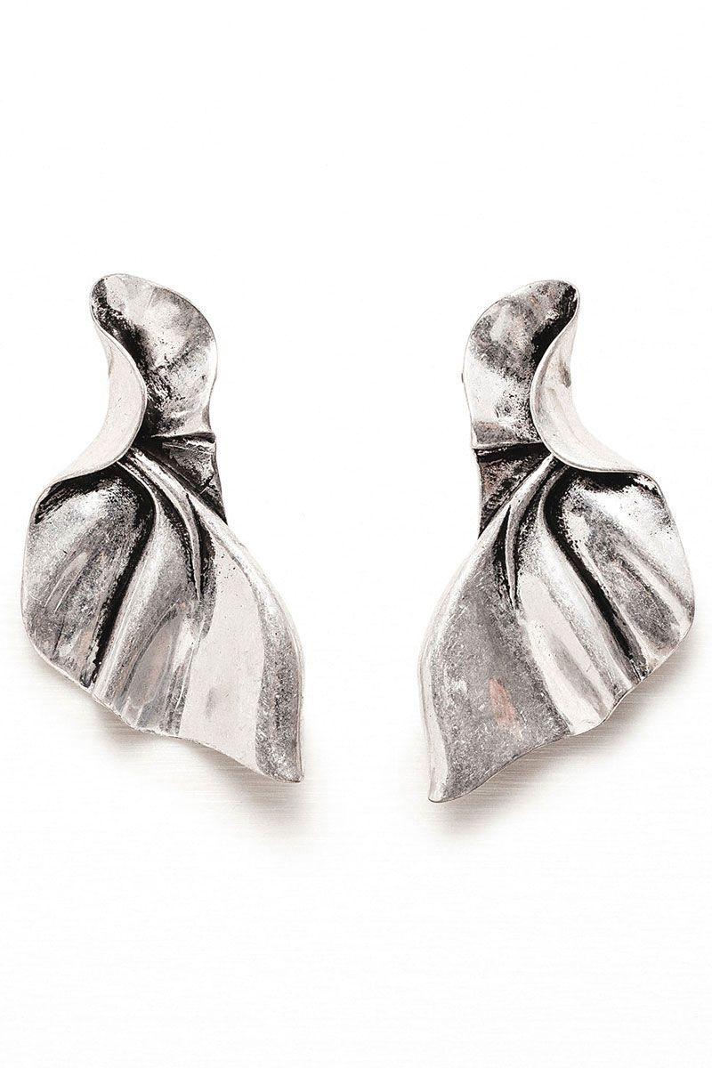 """<p>Zara Twisted-Effect Earrings, $20; <a href=""""http://www.zara.com/us/en/woman/accessories/jewellery/twisted-effect-earrings-c589501p3233102.html"""" target=""""_blank"""">zara.com</a></p>"""