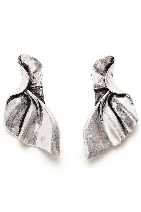 "<p>Zara Twisted-Effect Earrings, $20; <a href=""http://www.zara.com/us/en/woman/accessories/jewellery/twisted-effect-earrings-c589501p3233102.html"" target=""_blank"">zara.com</a></p>"