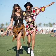 Sunglasses, Hat, Summer, Dress, People in nature, Goggles, Hippie, Lawn, Sun hat, Dance,