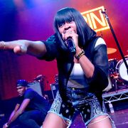 Tink performing