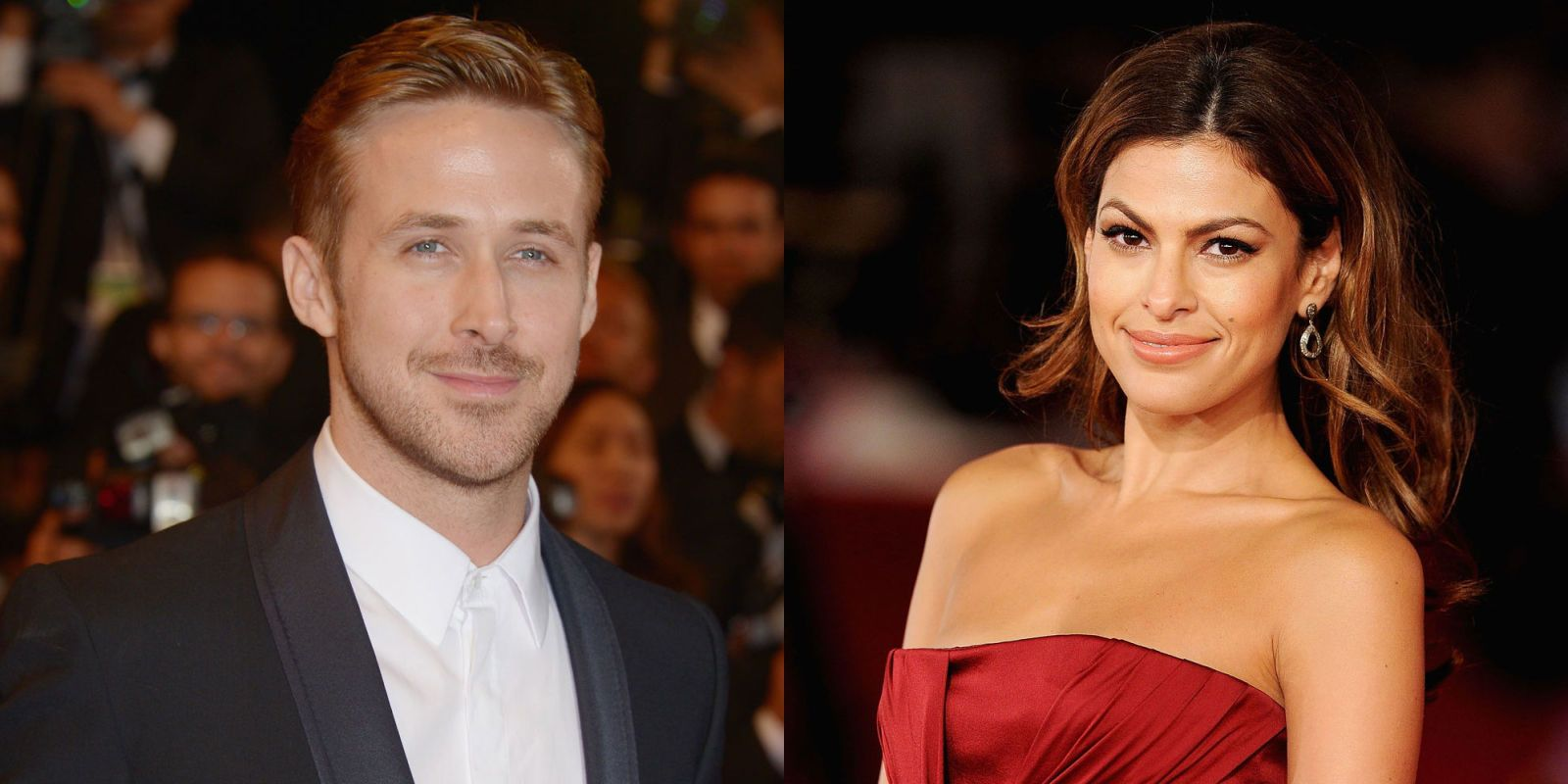 Eva Mendes and Ryan Gosling Were THAT Perfect Couple Last Night