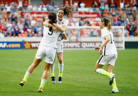 The U.S. Women's Soccer Team May Ditch the Olympics Unless They Get Paid