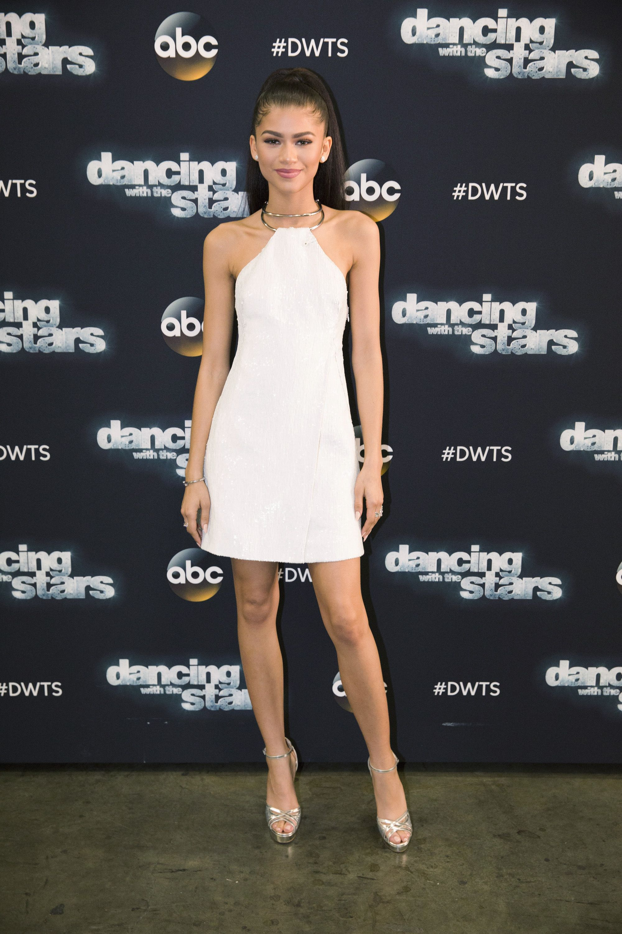 "<p>Who: Zendaya</p><p>When: April 11, 2016</p><p>Why: Zendaya returned to <em>Dancing with the Stars</em> this week—this time as a guest judge—in a look so good <a href=""https://twitter.com/Zendaya/status/719673234216599552?ref_src=twsrc%5Etfw"" target=""_blank"">she needed pliers to get it on.</a></p>"