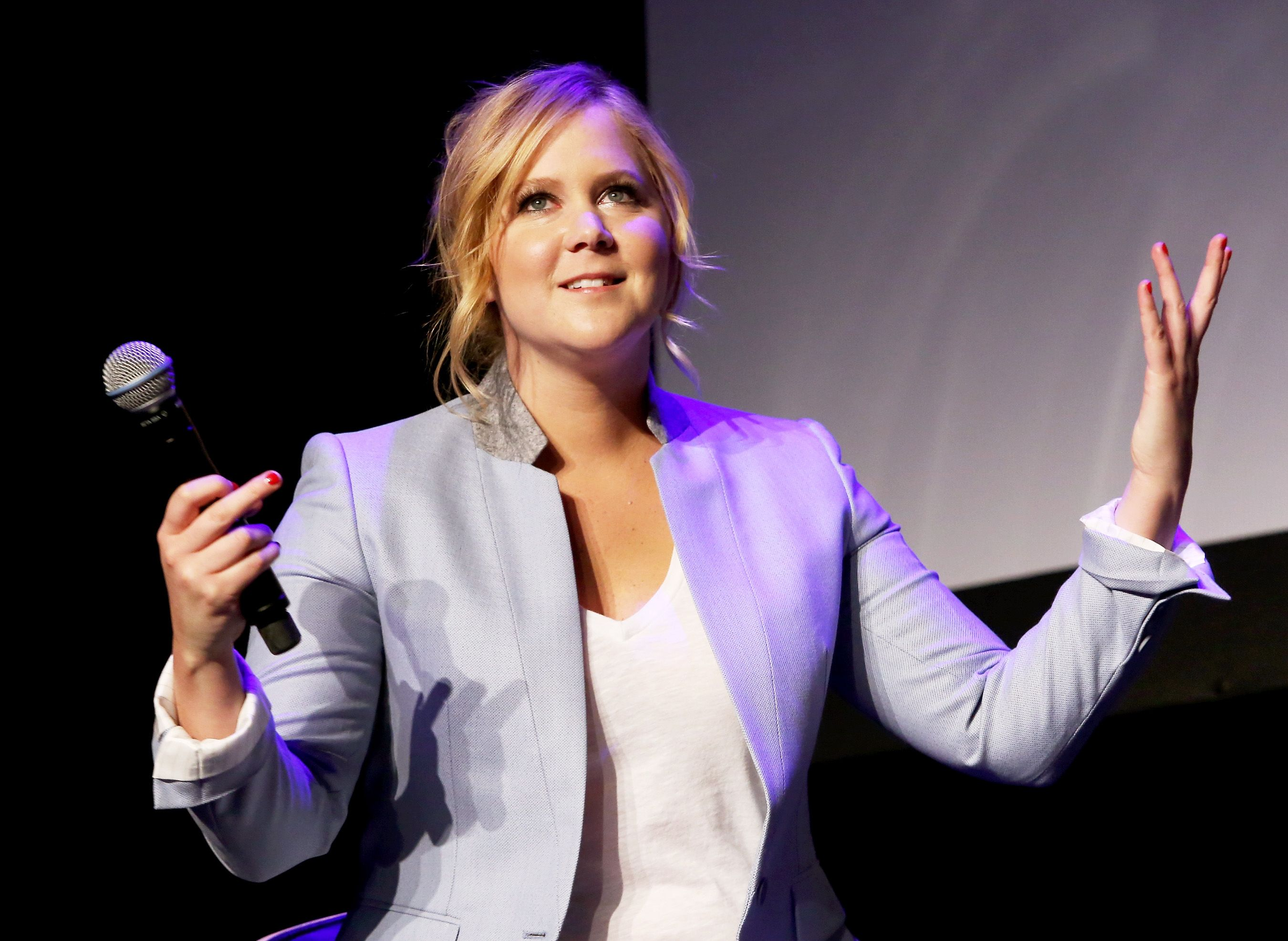 Amy Schumer Tit Pics 10 times amy schumer saw inside our soul