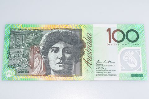women on currency