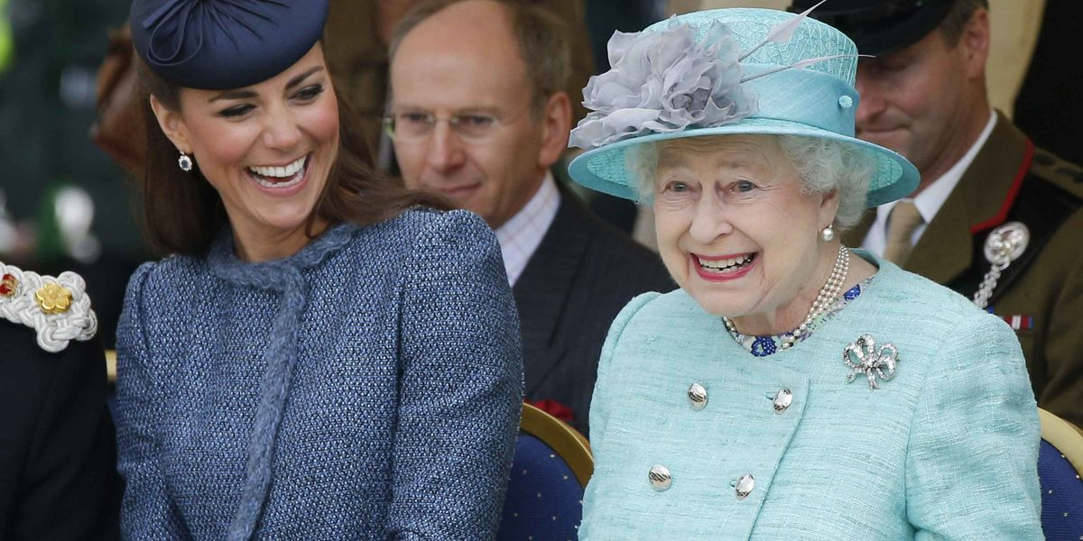 50 Times the Queen Was Not Amused