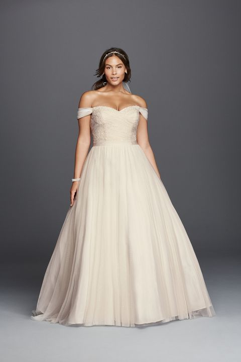 5ca32835875 Plus Size Wedding Dresses for the Modern Bride - 5 Wedding Dress ...