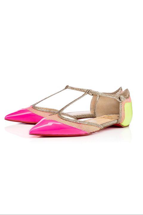 Product, Pink, Magenta, Purple, Tan, Violet, Beige, Dress shoe, Ballet flat, Fashion design,