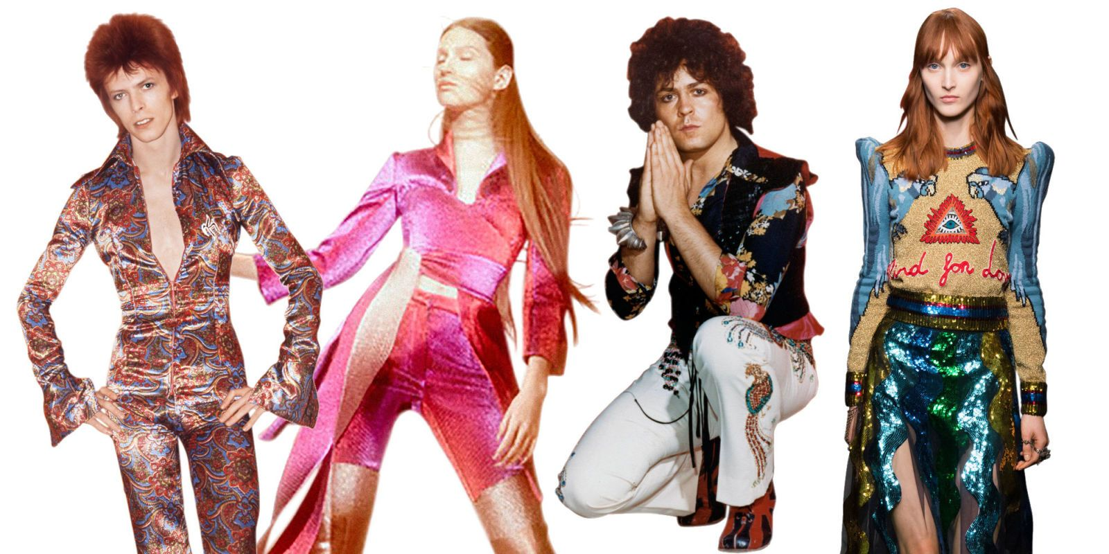 glam rock instruments