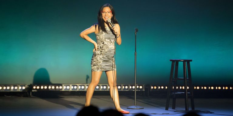 Ali Wong Did A One Hour Comedy Special While Seven Months