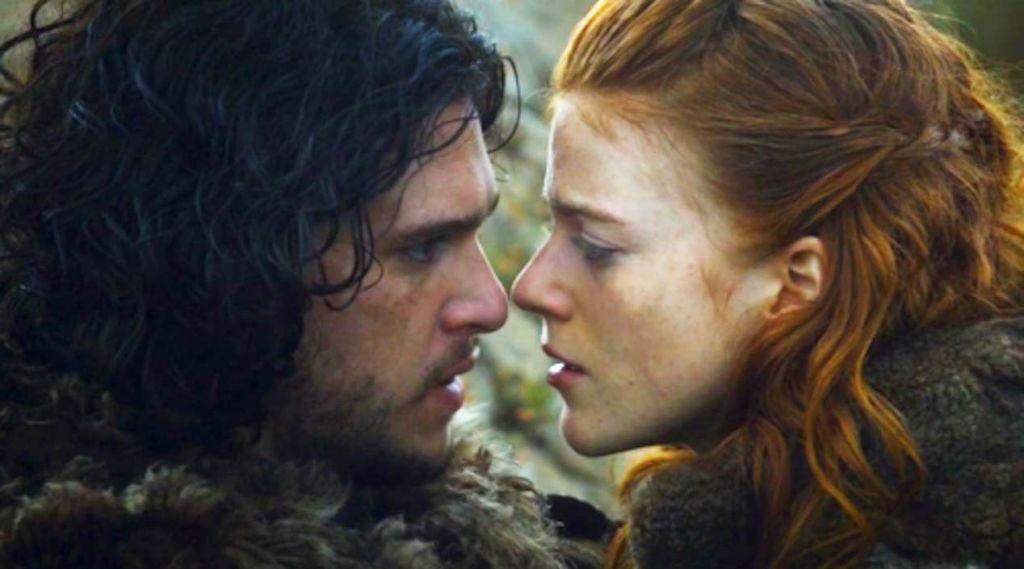 Jon sneeuw en ygritte acteurs dating veilig Dating Tips voor online dating