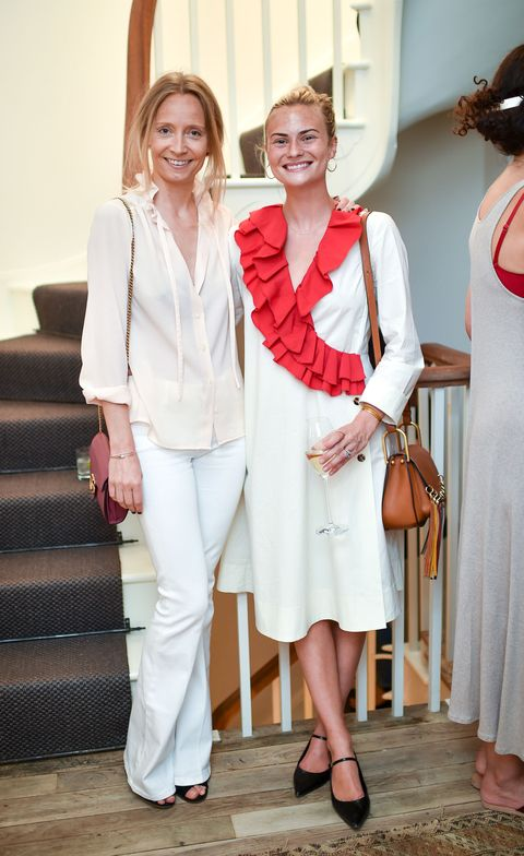 <p>At the Atea Oceanie x Man Repeller event in London on May 12, 2016.</p>