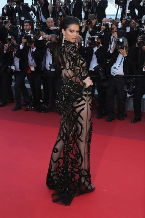 Nothing to See Here, Just Kendall Jenner in a Dress at Cannes