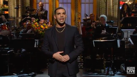 Drake Plays Black Jeopardy and Starts Beef with Everyone on 'SNL'