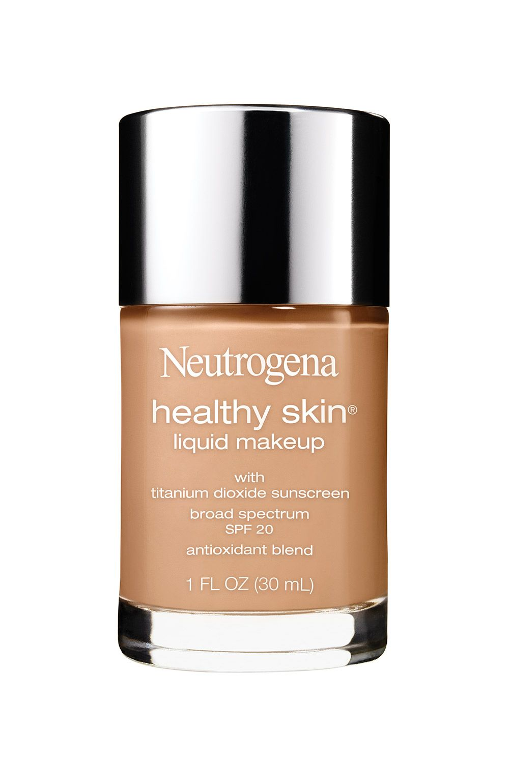 "<p>The 15 shades of <strong>Neutrogena Healthy Skin Liquid Makeup Broad Spectrum SPF 20 </strong>boost sun protection while evening out your skin and leaving it luminous. Perfect for a midday soiree (and you'll still have a flawless complexion come sunset). <em>$14, <a href=""http://www.neutrogena.com/product/healthy+skin+liquid+makeup+broad+spectrum+spf+20.do"" target=""_blank"">neutrogena.com</a></em></p>"