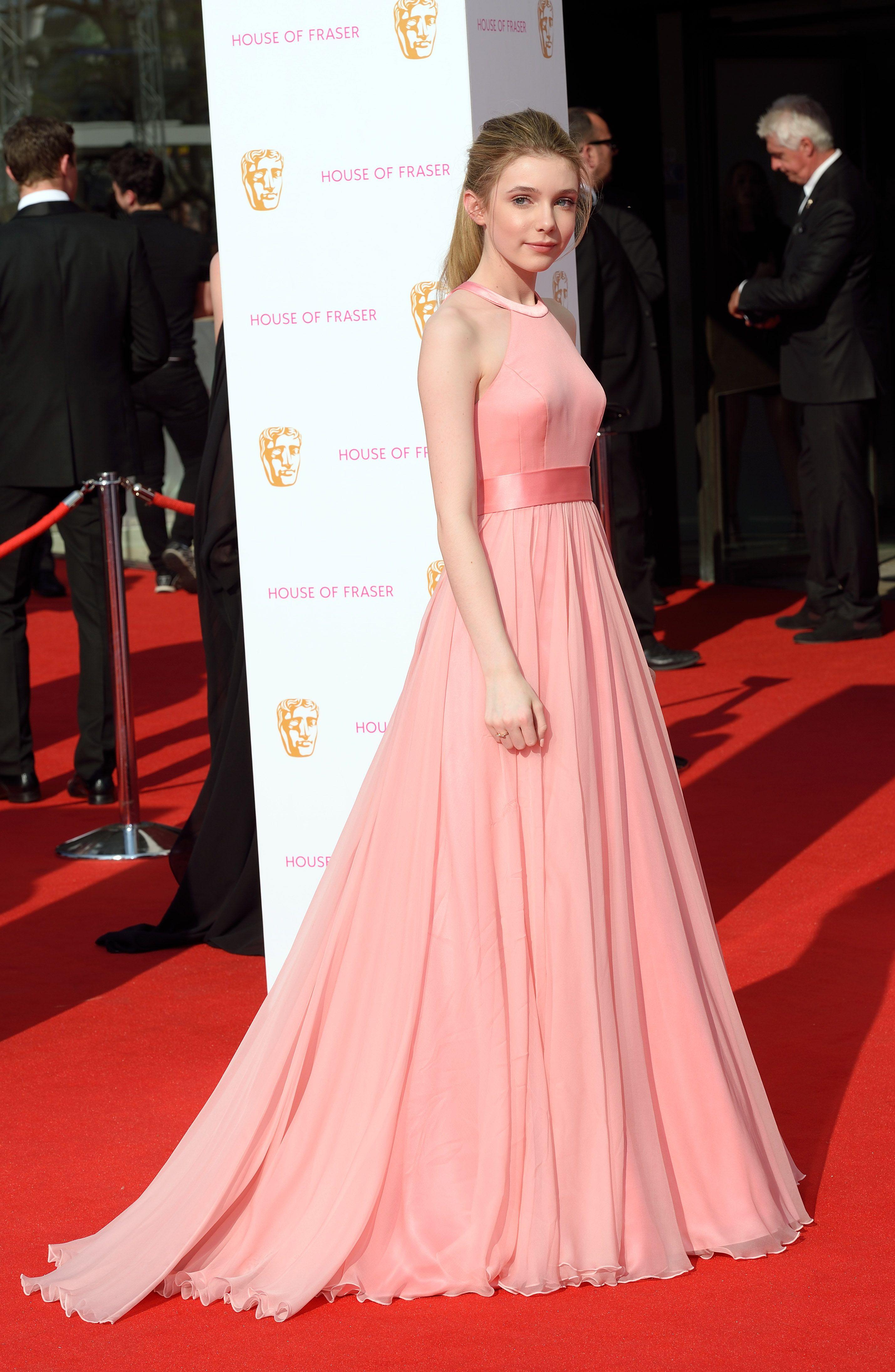 BAFTA Television Award 2016 Celebrity Dresses - Anna Kendrick and ...