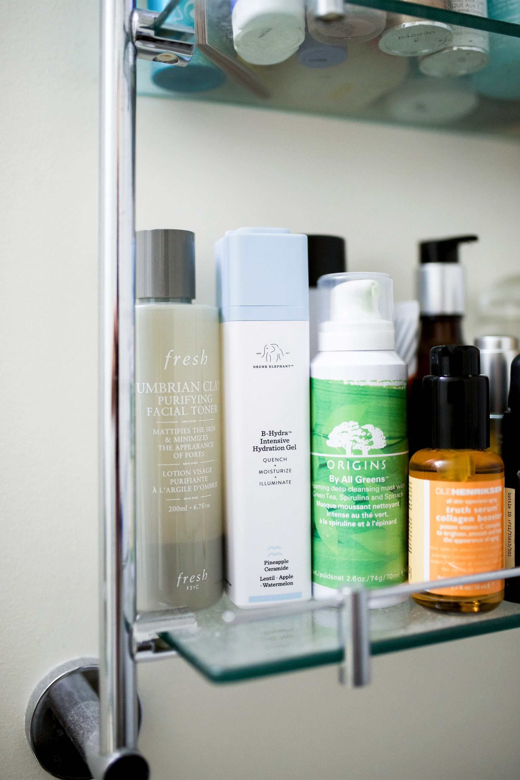 """<p>Now that I'm in my late 20s, and everyday stressors show up on my face like they never did before, I've started exploring ways in which I can incorporate solutions-oriented products into my morning and evening routines. I'm also much more aware of ingredients, and I'm always in the market for gentler, more natural beauty treatments that will seamlessly integrate into my daily life. So instead of only thinking about my skin at night, right before I fall asleep, I want to find skincare designed with a purpose or activity in mind—whether I'm working at the office, resting at home, traveling, spending time outdoors, or hitting the gym. </p><p><br></p><p>After lots of trial and error, I've found four products I love from the <a href=""""https://ad.doubleclick.net/ddm/clk/305438833;132531199;g"""" target=""""_blank"""">Natural Beauty</a> section at <a href=""""https://ad.doubleclick.net/ddm/clk/304808252;132531199;b"""" target=""""_blank"""">Sephora</a>—they fit perfectly into my regimen and busy days.</p>"""