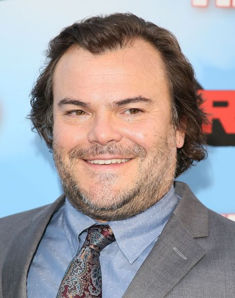 """<p>Jack Black naturally has a thing for funny girls, and it's no surprise that Amy Poehler would be his crush.  """"I'm always attracted to a  good sense of humor. Ever since I saw Amy Poehler on <em>Conan O'Brien</em> where she played Andy Richter's crazy sister with the braces, I was like 'oh, okay. That girl is incredible,'"""" he said to<em> W</em> <a href=""""https://www.youtube.com/watch?v=7I7eERMxHJc"""">in 2013.</a></p>"""