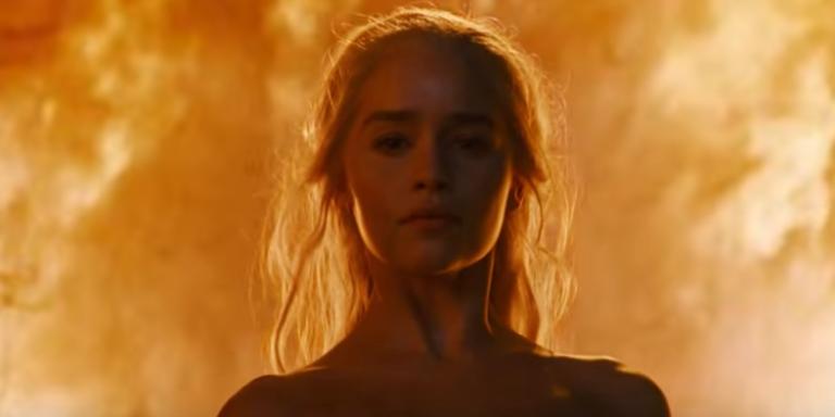Emilia Clarke Promises We Aint Seen Nothing Yet on Game