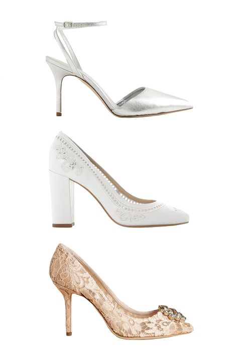 aa0ce3b9476 25 Wedding Shoes for Every Type of Bride - Find Ivory