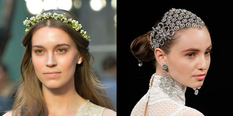 26 Gorgeous Wedding Veils and Hair Accessories - Unique Bridal Veil ...