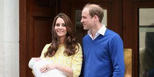 Kate Middleton, Prince William, Princess Charlotte