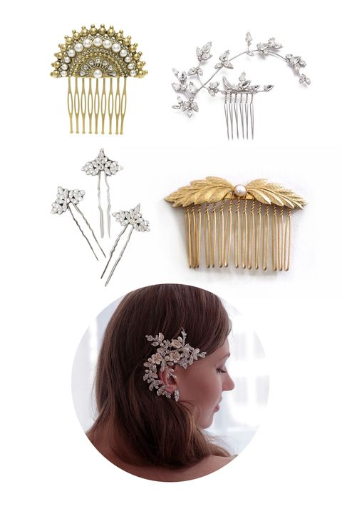 Hairstyle, Hair accessory, Style, Costume accessory, Bangs, Headpiece, Wig, Long hair, Artificial hair integrations, Brown hair,