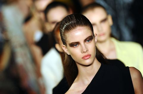 Hairstyle, Eyelash, Fashion, Youth, Street fashion, Fashion design, Makeover, Eye shadow, Model, Croydon facelift,