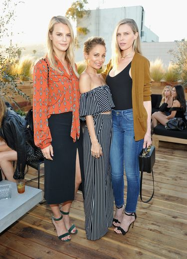 <p>At the House Of Harlow 1960 x REVOLVE launch party in Los Angeles on June 2, 2016. </p>