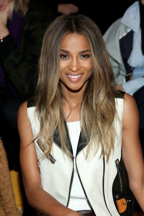 Hairstyle, Chest, Blond, String instrument accessory, Fashion, Eyelash, Long hair, Guitar accessory, Brown hair, Layered hair,
