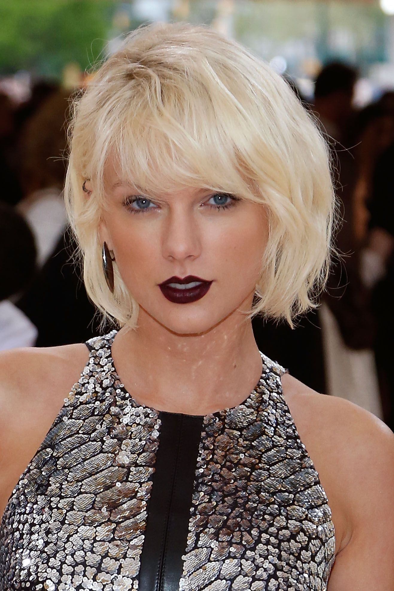 Hairstyles With Bangs Youll Want to Copy Celebrity Haircuts