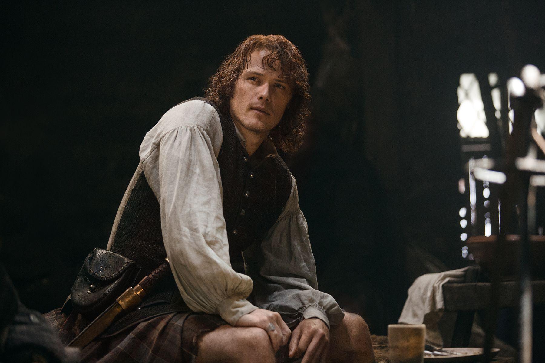 Outlander Secrets Part 10 The Big Big Problem With Jamie S Kilt