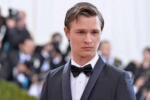 Ansel Elgort Shows Off His Tap Dance Moves at the CFDAs