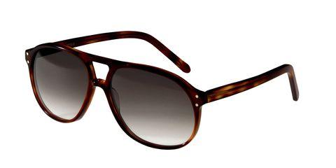 """<p> Sunglasses, TOMAS MAIER, $290, visit <a target=""""_blank"""" rel=""""noreferrer"""" href=""""http://tomasmaier.com/"""">tomasmaier.com</a>.</p>"""
