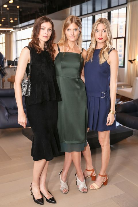 <p>At the launch of GREY Jason Wu on June 8, 2016. </p>