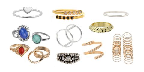 13 Under-$20 Midi Rings You Won't Be Afraid to Lose