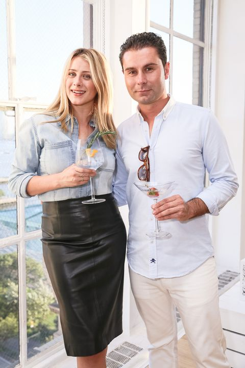 <p>At the Gin Mares Med Rooftop Event on June 9, 2016. </p>