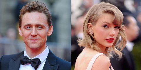 Tom Hiddleston on Taylor Swift Relationship and Heartbreak