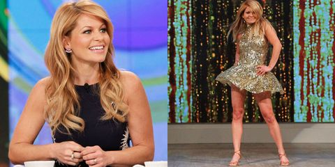 What Candace Cameron Bure Actually Eats to Make 40 Look Like 20